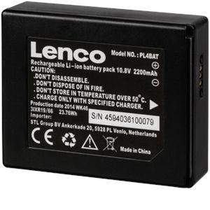 Lenco Batterie pour PlayLink 4