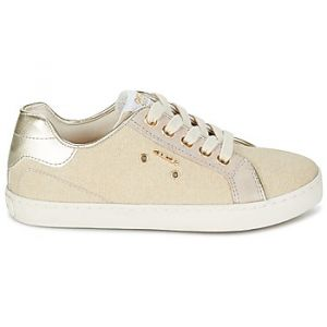 Geox Chaussures enfant J KIWI G.B Beige - Taille 30,31,32