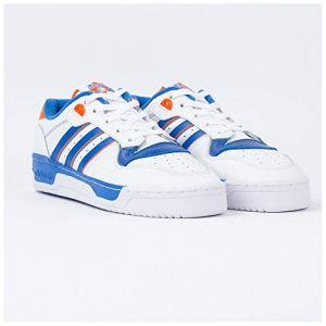 Adidas Baskets -originals Rivalry Low - Footwear White / Blue / Orange - EU 43 1/3