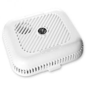 Avidsen 100357 - Détecteur autonome de fumée (conforme à la norme EN 14604 NF)
