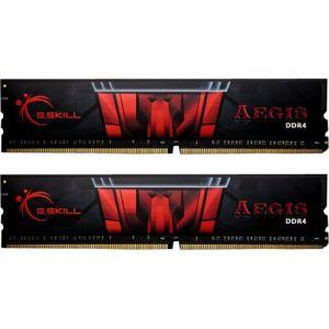 G.Skill F4-2400C15D-32GIS - Barrette mémoire Aegis 32 Go (2 x 16 Go) DDR4 2400 MHz CL15