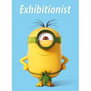 Clementoni Puzzle Les Minions Exhibitionist (500 pièces)