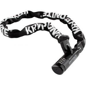 Kryptonite Keeper 712 Combo I.C. - Antivol vélo - 120cm blanc/noir Antivols à combinaison
