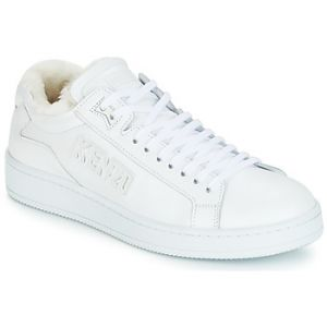 Kenzo Chaussures TENNIX FUR blanc - Taille 39