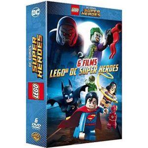 Lego DC Comics 5 films + Lego Batman Viva