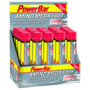 Powerbar Amino Mega Liquid - 20x25ml citrus