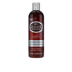 Hask Après-shampooing lissant