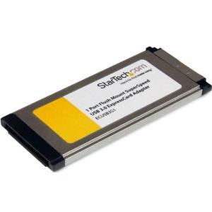 StarTech.com ECUSB3S11 - Adaptateur USB 3.0 ExpressCard 34 mm.