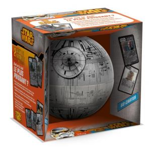 Winning Moves Jeux de bataille Coffret collector Star Wars 7