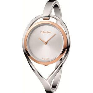 Calvin Klein K6L2SB16 - Montre pour femme Quartz Analogique