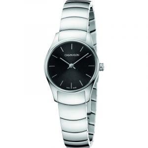 Calvin Klein Quartz Montre avec Bracelet en Acier Inoxydable K4D2314V