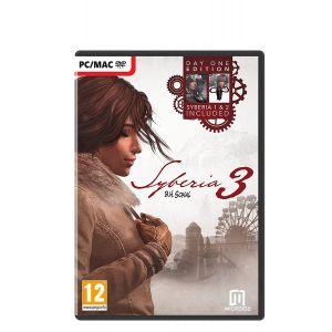 Syberia 3 [PC]