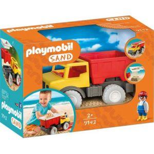 Playmobil 9142 Sand - Camion tombereau avec seau