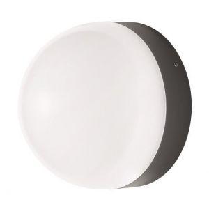 Osram Applique extérieure Endura Style Ball Sensor -12 W - Gris chaud