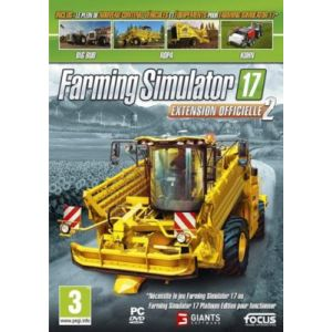 Farming Simulator 17 - Extension Officielle 2 [PC]