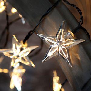Best Season Guirlande lumineuse 10 LED Etoile