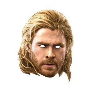 Star Cutouts Masque pour adultes Thor Avengers