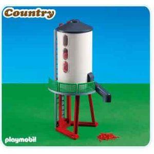 Playmobil Silo avec graines