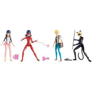 Bandai Miraculous figurine Super Articulée 15 cm (modèle aléatoire)