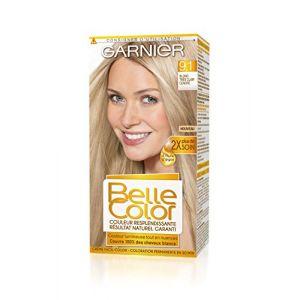 Garnier Belle color 9.1 Blond très clair cendré