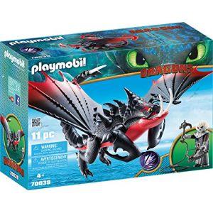 Playmobil 70039 Dragons - Agrippemort et Grimmel