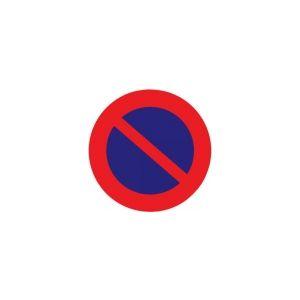 Outibat Panneaux de signalisation ronds Novap - Stationnement interdit