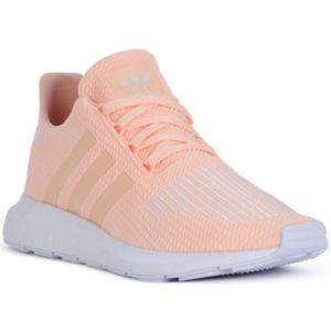 Adidas Swift Run chaussures enfants Femmes orange T. 39