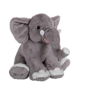 Gipsy Peluche Éléphant assis 50 cm