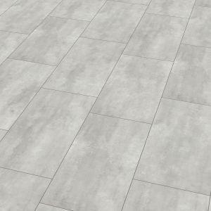 Wineo 400 Stone | Dalle PVC clipsable hybride 'Wisdom Concrete Dusky' - 60,1 x 31 cm