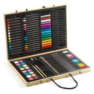 Djeco Grande boîte de couleurs