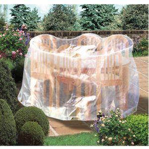 Image de Cap Vert Housse pour table de jardin ovale