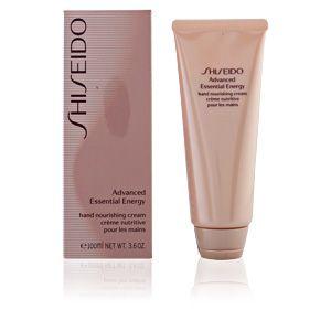 Shiseido Advanced Essential Energy - Crème nutritive pour les mains
