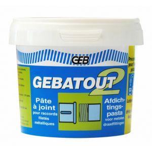 Geb GEBATOUT 2 - Pâte a joint pot de 500g