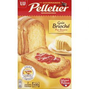 Lu Pelletier goût brioché - La boîte de 260g