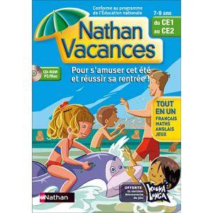 Nathan Vacances du CE1 vers le CE2 [Mac OS, Windows]