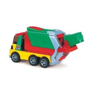 Bruder Toys Camion poubelle Roadmax