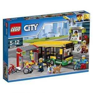 Lego 60154 City - La gare routière