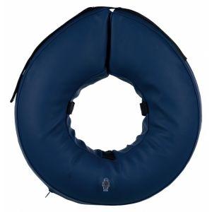 Trixie Collier de protection gonflable bleu pour chien Taille XXS