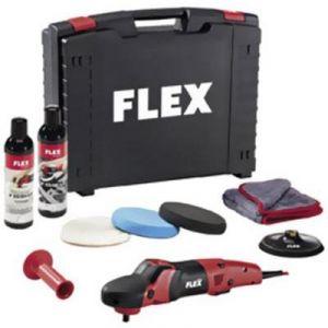 FLEX PE 14-2 150 Set - Polisseuse lustreuse 150mm 1400W