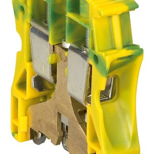 Legrand Bloc jonction Viking 3 couleur vert/jaune pas 12 037174