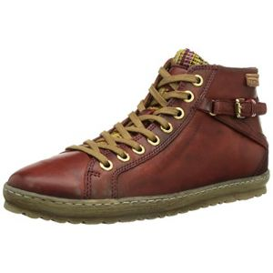 Pikolinos Lagos 901 I16, Sneakers Hautes Femmes, Rouge