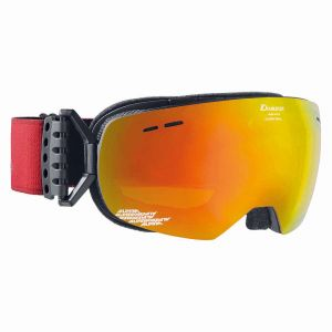Alpina Granby Small Mm S40 Multi Mirror Pink Spherical/CAT3 - Masque de ski