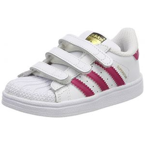 Adidas Originals Superstar - Baskets en cuir - rose