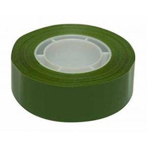 APLI 12275 - Ruban adhésif couleur, 19mm x 33m, vert