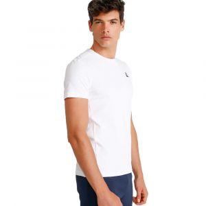 Le Coq Sportif T-shirt Tee shirt blanc Tech N 2 blanc - Taille EU XXL,EU S,EU M,EU L,EU XS