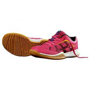 Salming Viper Kid Indoor Shoes - Pink Glo