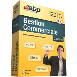 Gestion Commerciale Classic 2013 pour Windows