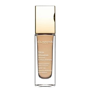 Image de Clarins Skin Illusion 110 Honey - Teint lumière effet naturel SPF 10
