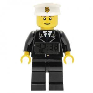 Lego 9002274 - Réveil figurine policier
