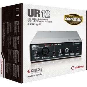 Steinberg UR12 - Interface audionumérique USB